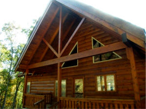 Cabin Rentals Page County Virginia   Cabin Rentals In Luray VA